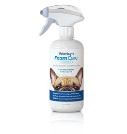 Vetericyn FoamCare Low Density Shampoo 16oz