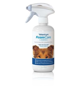 Vetericyn FoamCare High Density Shampoo 16oz