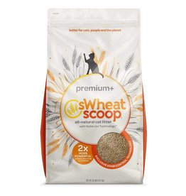 SWheat Scoop Premium Plus Litter 36lb