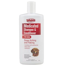 Sulfodene Medicated Shampoo & Conditioner 12oz