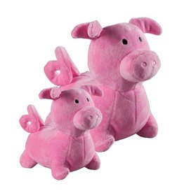 Emerald Pet Small Piggy Plush