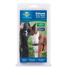 PetSafe Deluxe Easy Walk Harness Large Steel