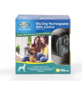 PetSafe Big Dog Rechargeable Bark Contro