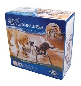 PetSafe Drinkwell 360 Fountain Stainless Steel 128oz