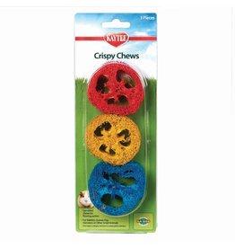 KayTee Crispy Chews 3pk