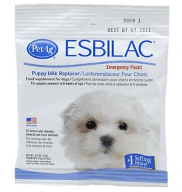 Pet Ag Esbilac Emergency Pack 3/4oz