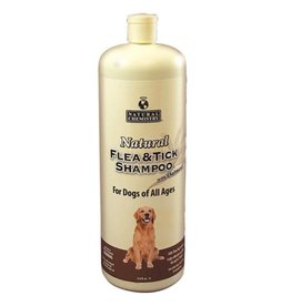 Natural Chemistry Flea & Tick Shampoo with Oatmeal for Dogs 32oz