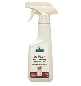 Natural Chemistry DeFlea Cat Pet & Bedding Spray 8oz
