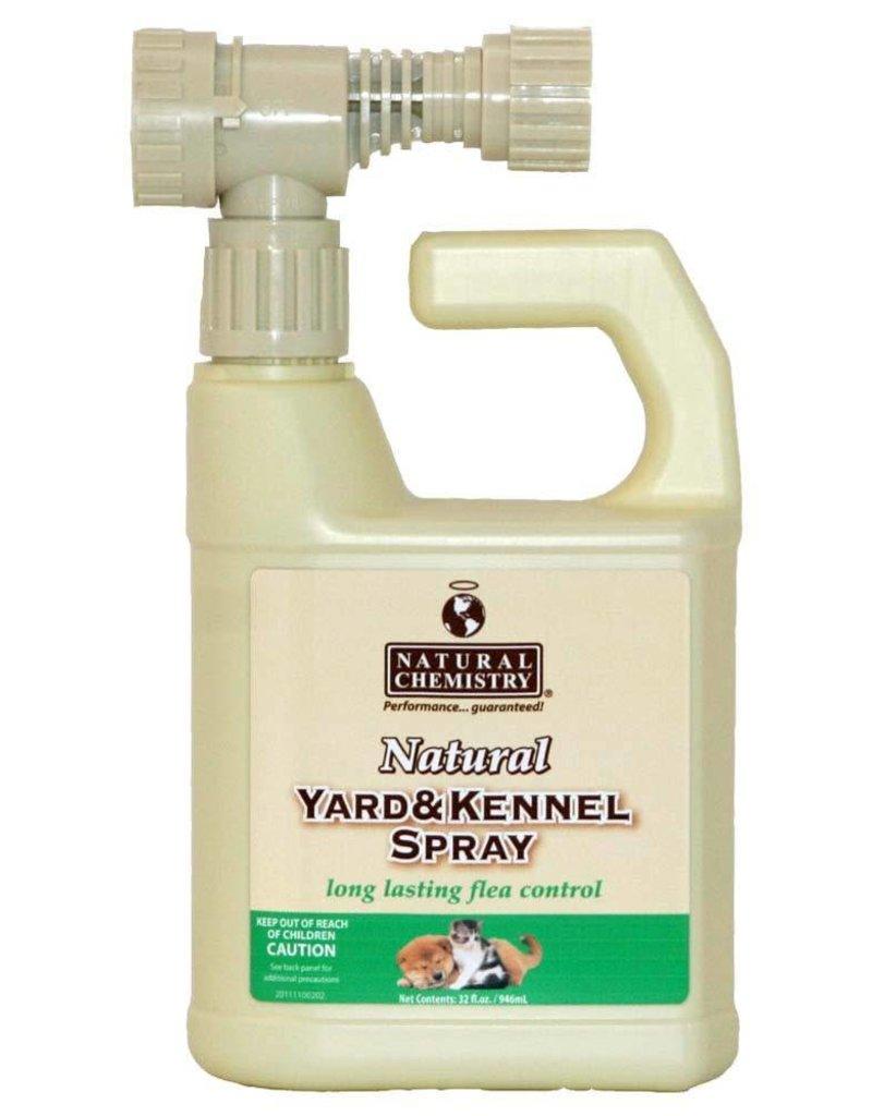 Natural Chemistry Yard & Kennel Spray 32oz