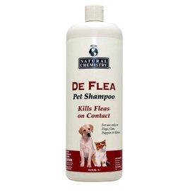 Natural Chemistry Deflea Pet Shampoo 33.8oz