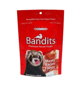 Marshall Farms Bandits Ferret Treat, Meaty Bacon, 3oz