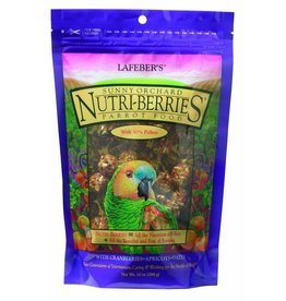 Lafeber Nutri-Berries Sunny Orchard Parrot 10oz