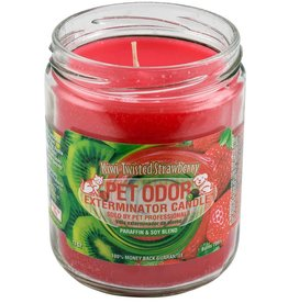 Specialty Pet Products Odor Exterminator Candle Kiwi Twisted Strawberry