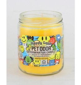 Specialty Pet Products Odor Exterminator Candle Happy Days