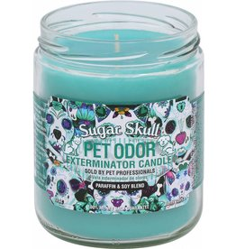 Specialty Pet Products Candle 13oz Sugar Skull