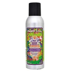 Specialty Pet Products Odor Eliminating Spray 7oz Hippie Love