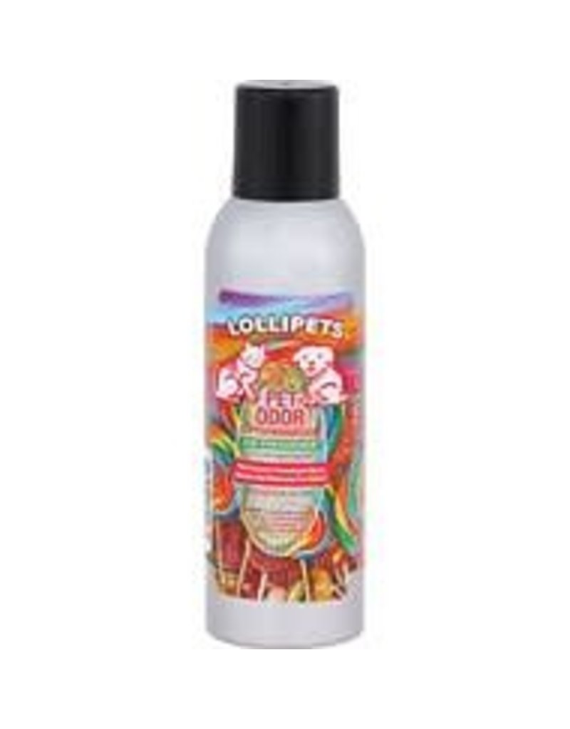 Specialty Pet Products Odor Eliminating Spray Lollipets
