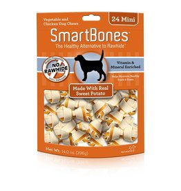 SmartBone Sweet Potato Mini 24pk