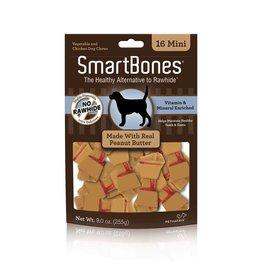 SmartBone Peanut Butter Mini 16pk