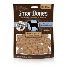 SmartBone Peanut Butter Mini 24pk