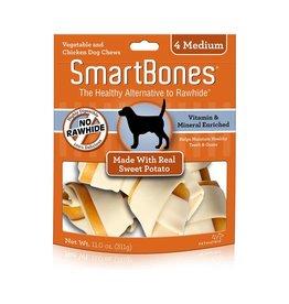 SmartBone Sweet Potato Med 4pk