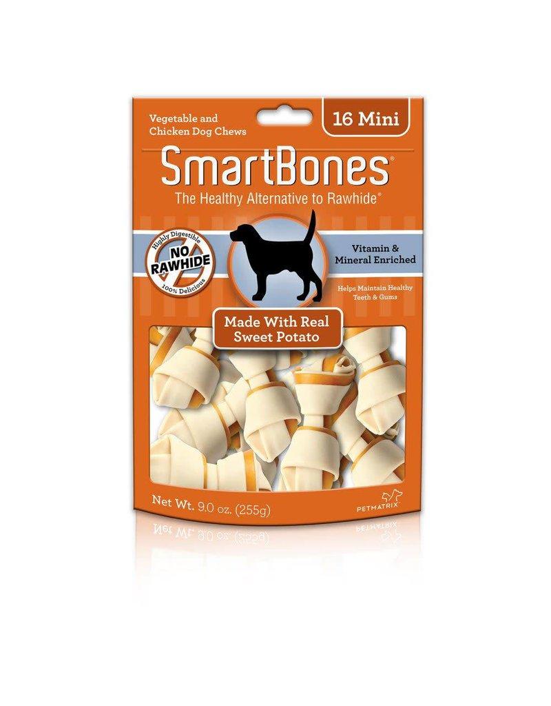 SmartBone Sweet Potato Mini 16pk
