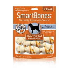 SmartBone Sweet Potato Small 6pk