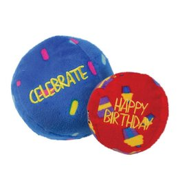 Kong Birthday Ball 2pk Small
