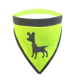 Alcott Bandana Small Neon Yellow
