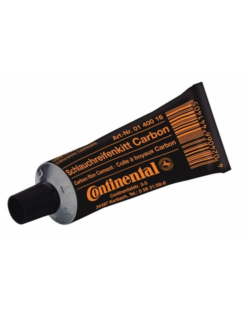 Continental Schlauchreifenkitt Carbon