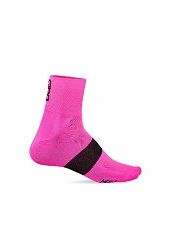 Giro Giro Classic Racer socks, Bright Pink
