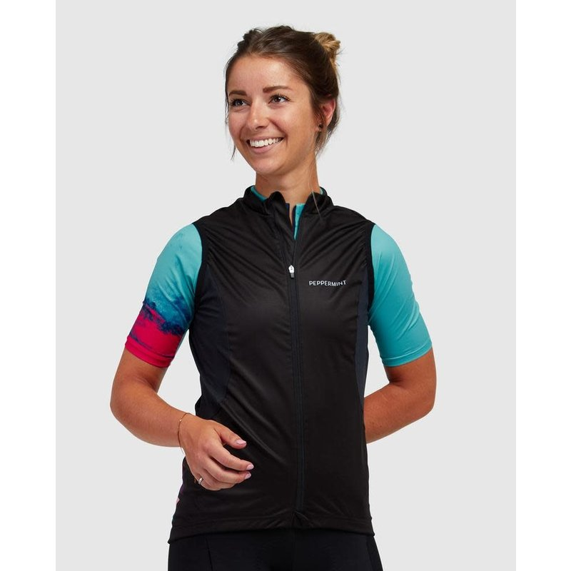 Peppermint Cycling Peppermint Wind Vest