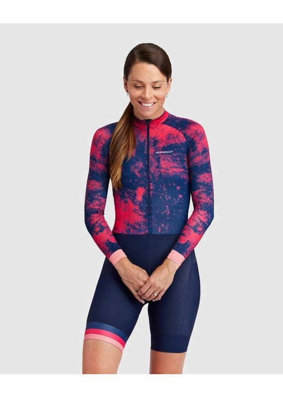 Peppermint Skinsuit Manches Longues Peppermint