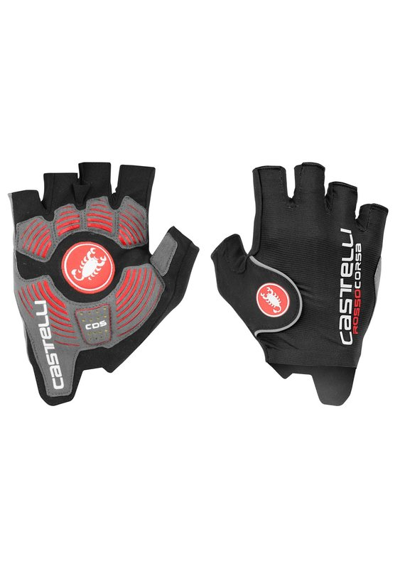 Castelli Castelli Rosso Corsa Pro Gloves Unisex