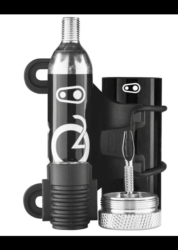 Crankbrothers Crankbrothers Cigar Tool (Plug Kit + CO2 Head)