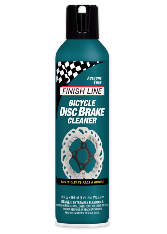 Finish Line Finish Line Disc Brake Cleaner 10oz