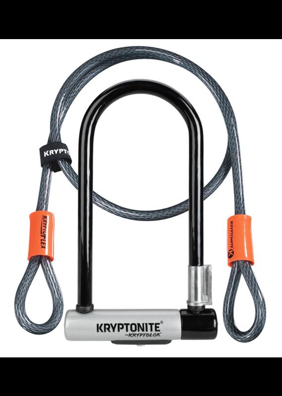 Kriptonite Kryptonite Kryptolock STD avec Câble