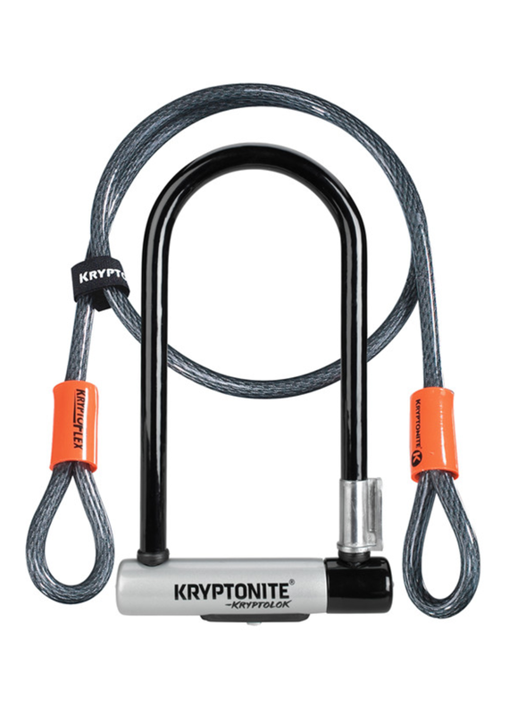 Kriptonite Kryptonite Kryptolock STD w/ Cable