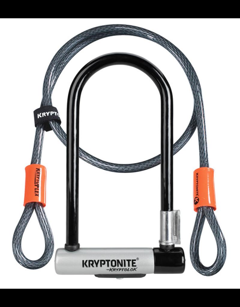 Kriptonite Kryptonite Kryptolock STD w/ Cable