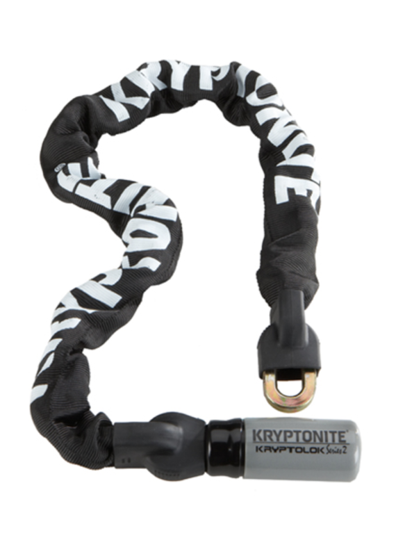 Kryptonite Kryptonite Kryptolok Series 2 955 avec Chaîne Intégrée