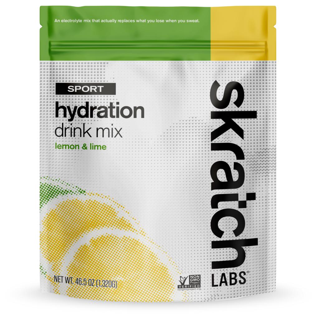 Skratch Labs Skratch Labs Hydration Drink Mix Sport, 1320g