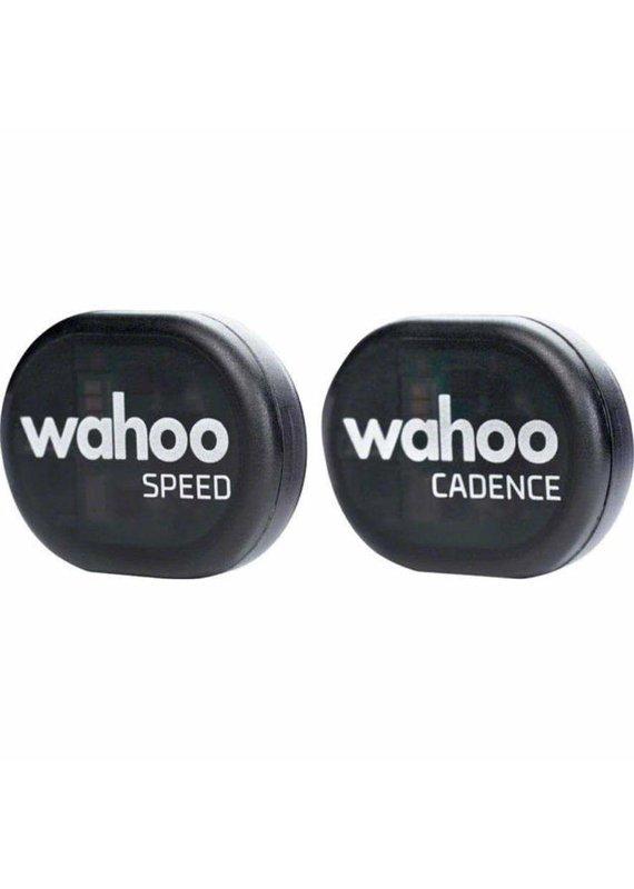 Wahoo Wahoo Speed/Cadence Bundle