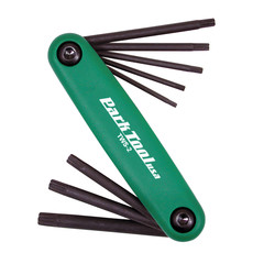 Park Tool Jeu de clés ParkTool TWS-2 Torx