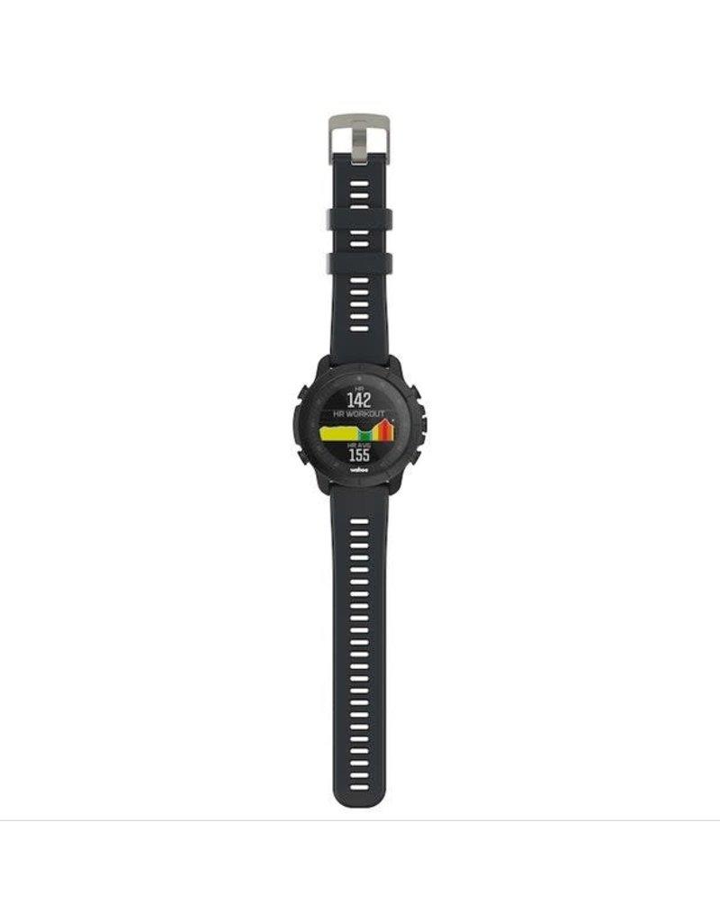 Wahoo Wahoo Rival GPS Watch Stealth Grey