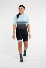 Peppermint Peppermint SS Skinsuit Sunset Gravel