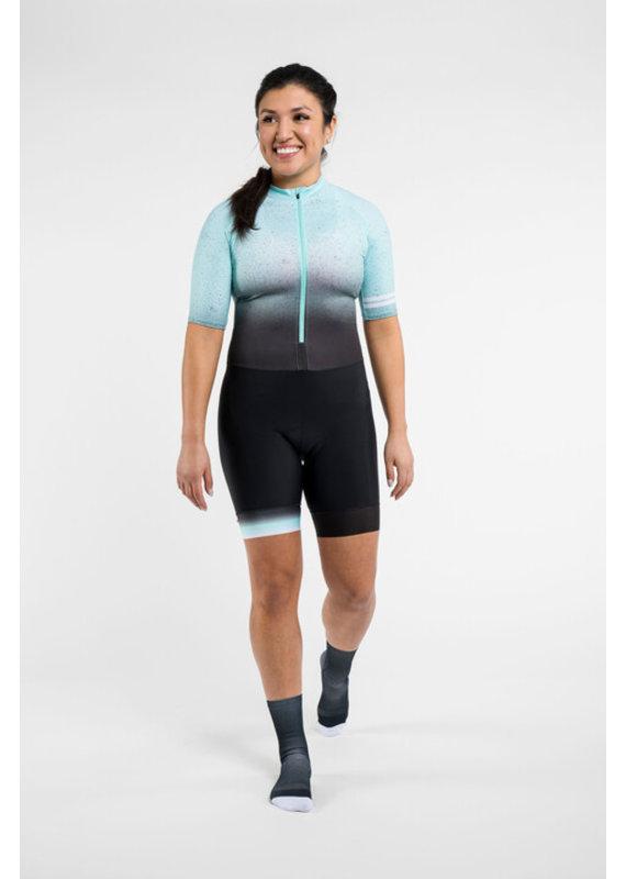 Peppermint Cycling Peppermint Skinsuit à Manches Courtes