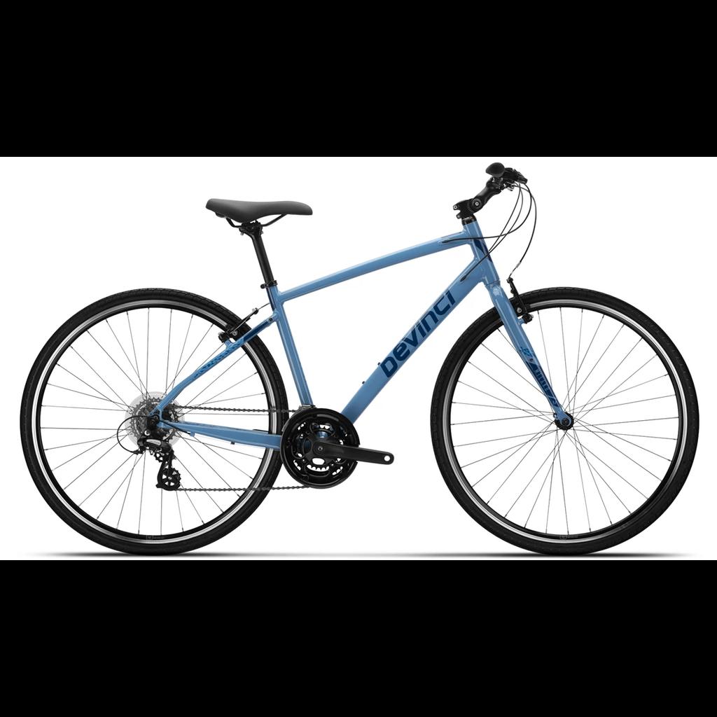 Devinci Devinci Milano Altus 2022 Cavalry Blue