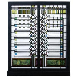 Martin House Casement Window Detail