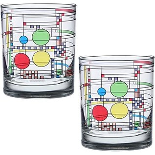 Coonley Playhouse Old Fashioned Glasses