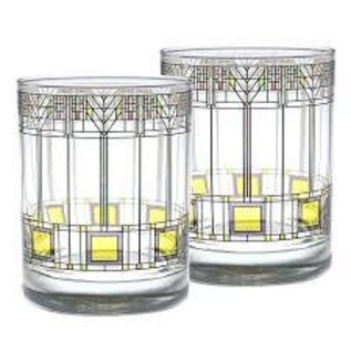 Tree of Life Old Fashioned Glasses